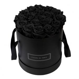 Collection Infinity Black Beauty Grand noir - rond
