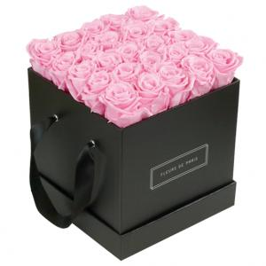 Collection Infinity Bridal Pink Grand noir - anguleux