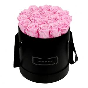 Collection Infinity Bridal Pink Grand noir - rond