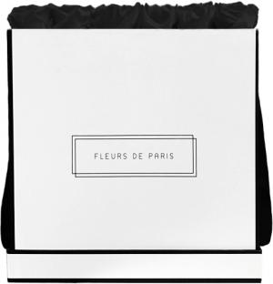 Collection Infinity Black Beauty Luxe blanc - anguleux