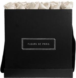 Collection Infinity Ivory Luxe noir - anguleux