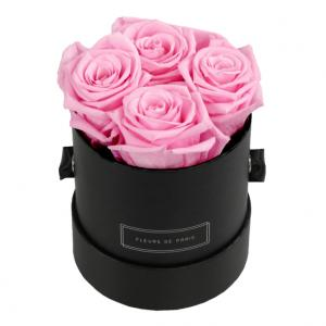 Collection Infinity Baby Pink Petit noir - rond