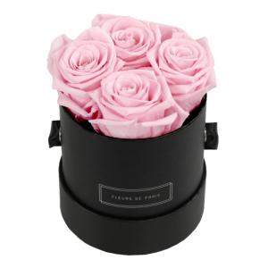 Collection Infinity Bridal Pink Petit noir - rond