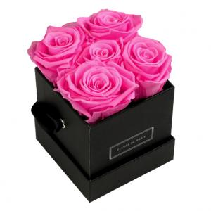 Collection Infinity Hot Pink Petit noir - anguleux