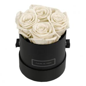 Collection Infinity Ivory Petit noir - rond